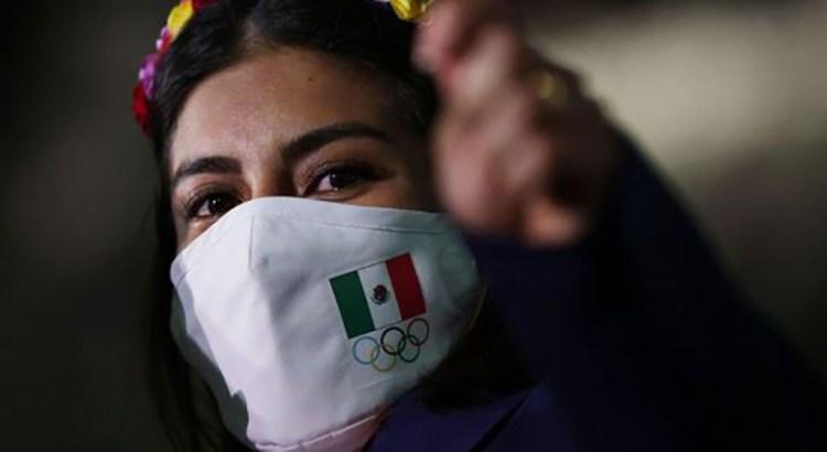 """""""Se aplicaron"""" los deportistas mexicanos"""