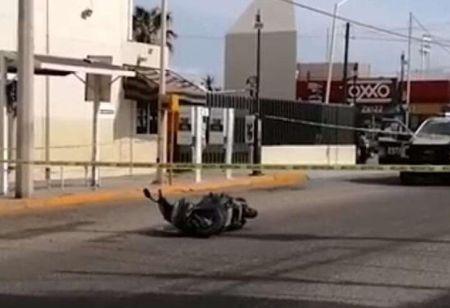 Fue por intento de robo, la agresión a balazos al motociclista