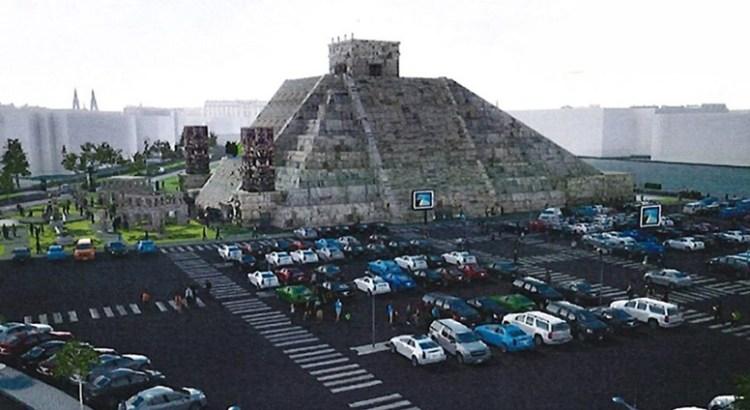 Quiere Nacho Cano construir una pirámide …en Madrid