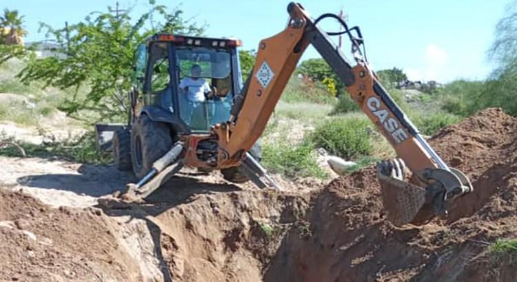 """""""Paulatinamente"""" se restablecerá el suministro de agua en colonias de La Paz"""