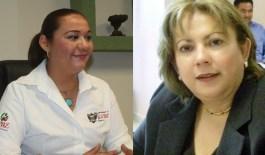 Rosa María Montaño y Susana Aguilar al Gobierno estatal