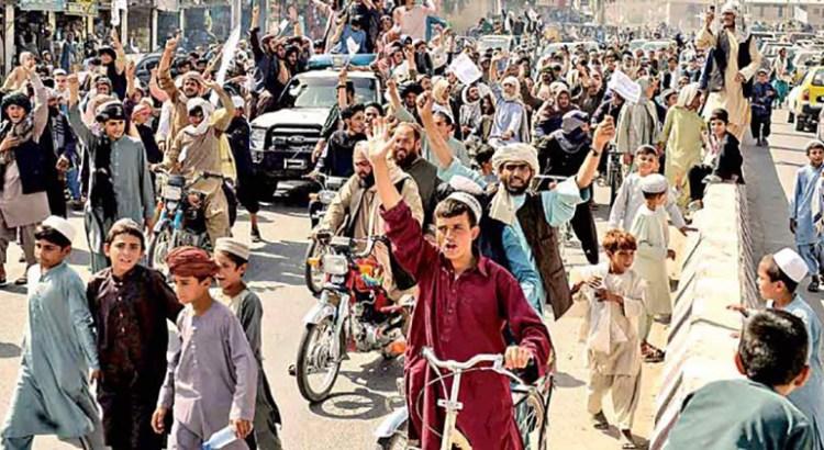 Proclama Talibán victoria sobre EU