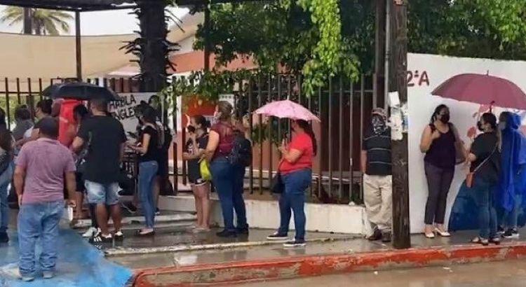 Suspenden jornada de vacunación en Los Cabos