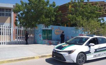 """Implementan el operativo """"Escuela Segura"""""""