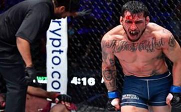 Un cabeño a la UFC