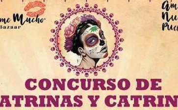 Invitan a concurso de catrinas y catrines