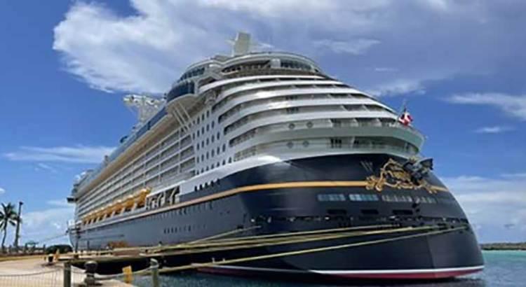 Cancela Crucero Disney su arribo a Los Cabos