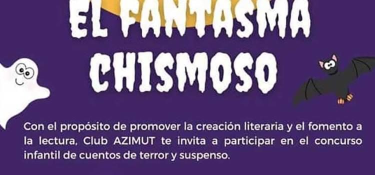 ¿Te gusta escribir cuentos de terror y suspenso?