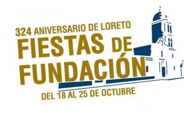 Arrancan este lunes las Fiestas de Fundación de Loreto