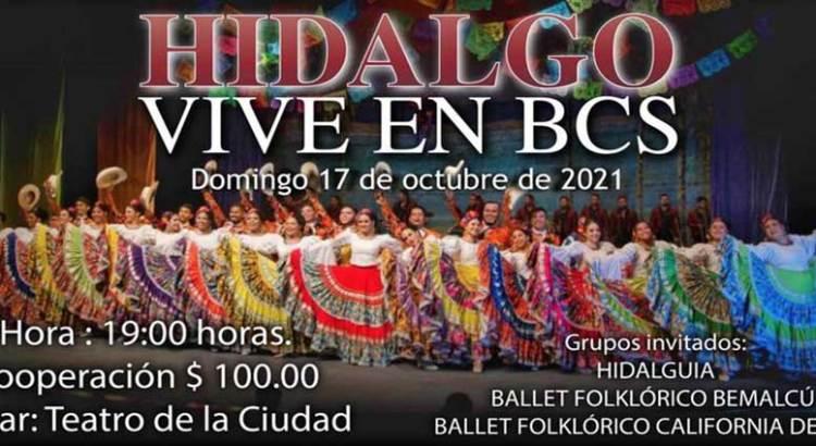 Hidalgo vive en BCS