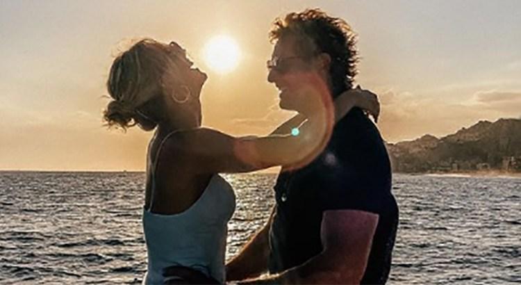 Disfrutaron de Los Cabos Irina Baeva y Gabriel Soto