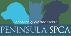 new SPCA adoption guarantee logo