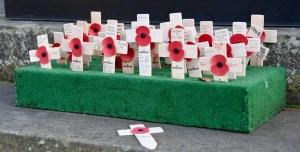 Remembrance Sunday @ Penistone Church   Penistone   England   United Kingdom