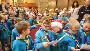 Group Carol Service @ St. John's Church | Penistone | England | United Kingdom