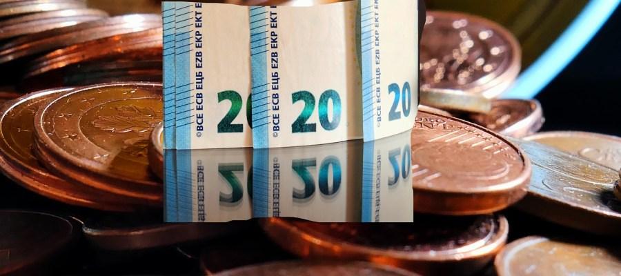 Euros Money Loose Change Coins  - moritz320 / Pixabay