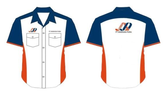 gambar baju angkasapura