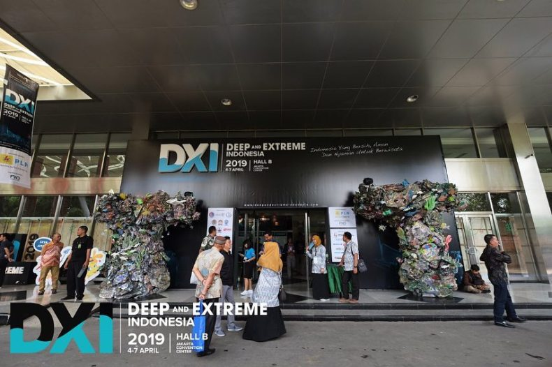 Deep and Extreme Indonesia 2019