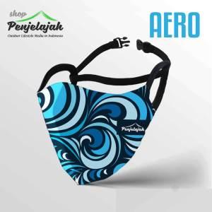 Masker Printing Penjelajah - Aero
