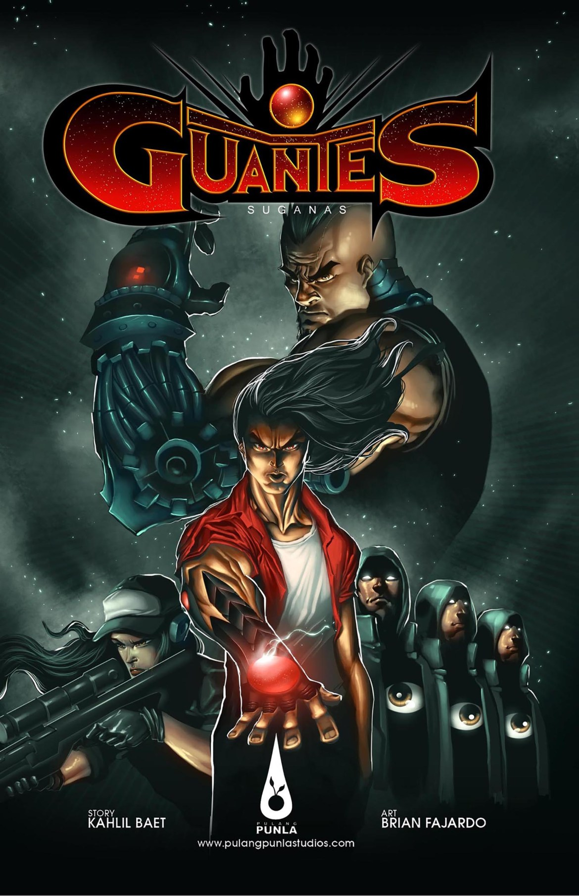 Guantes Cover