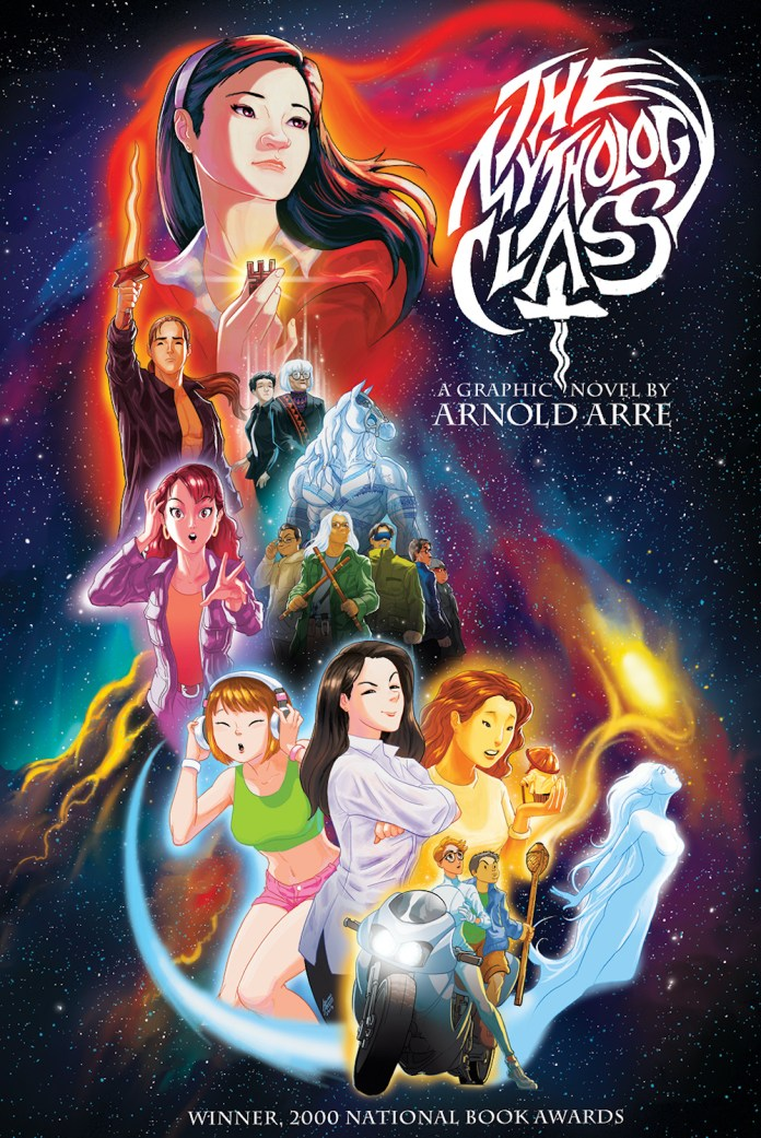 Read The Mythology Class by Arnold Arre – Penlab