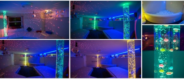 Penleigh House Sensory Room