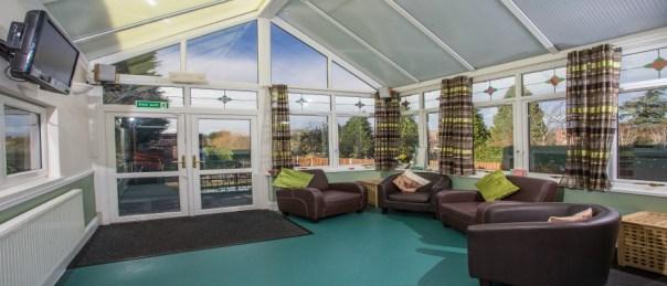 Penleigh House conservatory