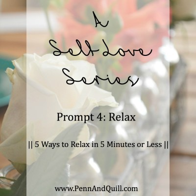 5 Ways to Relax in 5 Minutes or Less