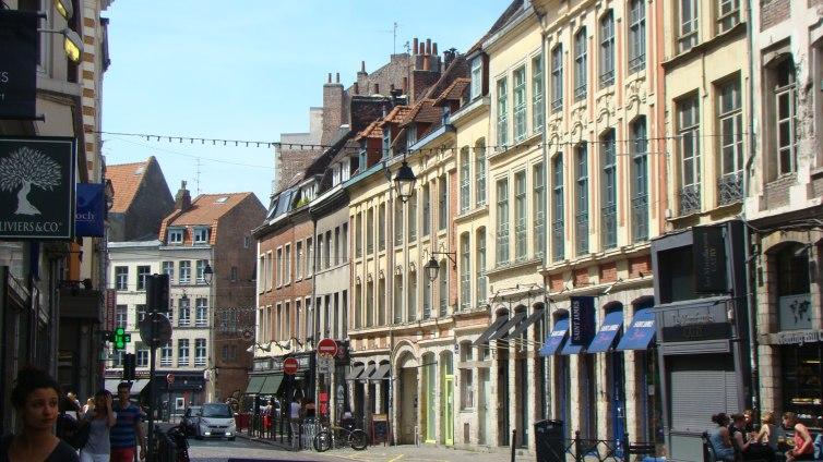 Le vieux Lille