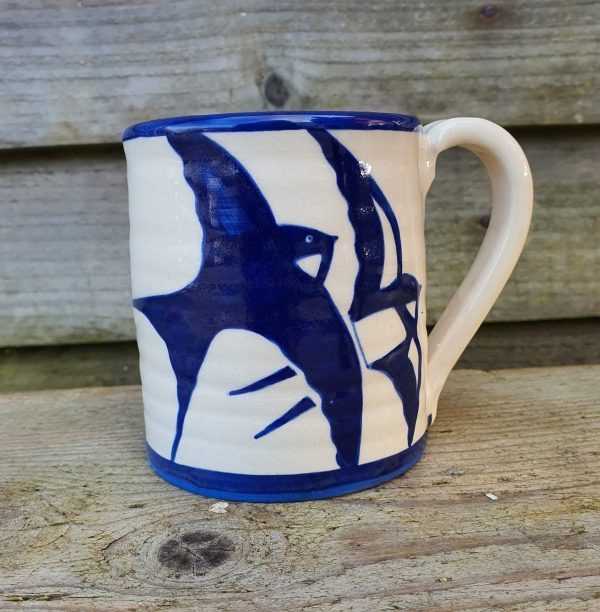 Swallows Mug