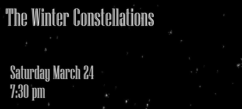 The Winter Constellations