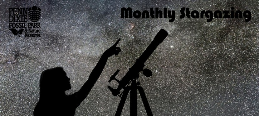 Monthly Stargazing