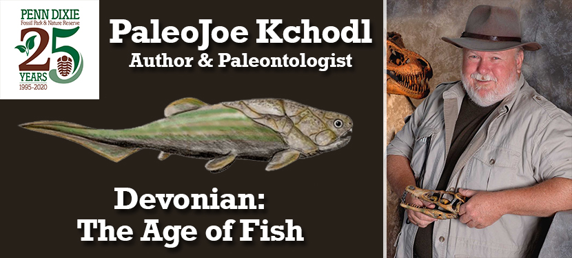 Devonian: The Age of Fish