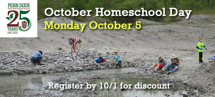 October Homeschool Day