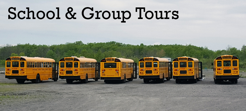 School & Group Tours