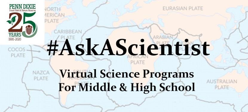 #AskAScientist