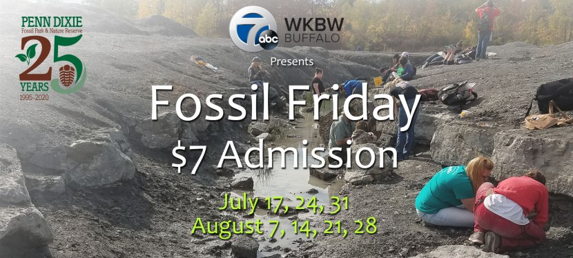 WKBW Presents Fossil Friday