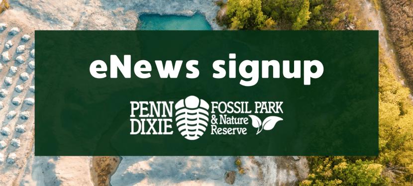 Penn Dixie eNews Signup
