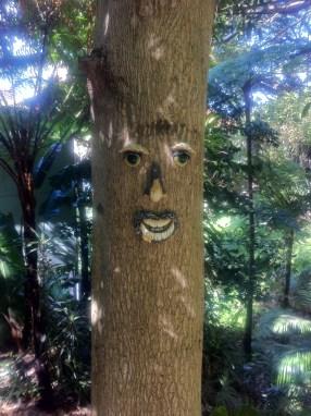 Tree man, by Penne Cole