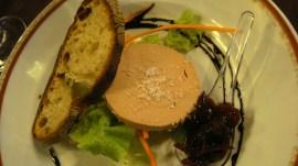 Foie gras, by Penne Cole