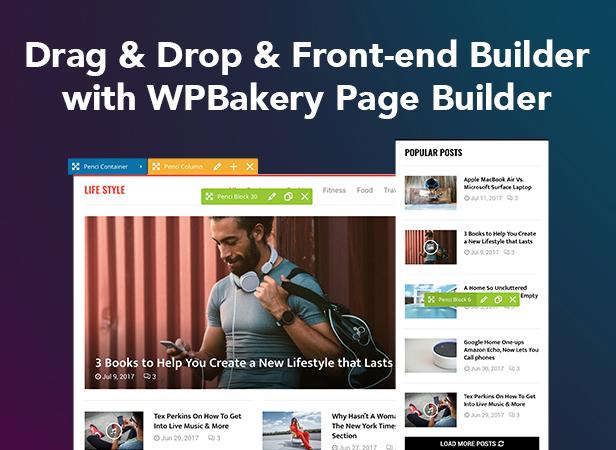 PenNews - Multi-Purpose AMP WordPress Theme - 15