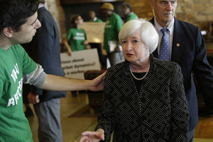 A New Fed?