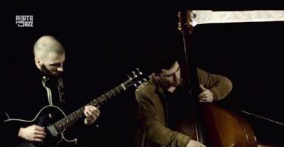 Mané Fernandes & Felix Rossy @ Porta-Jazz