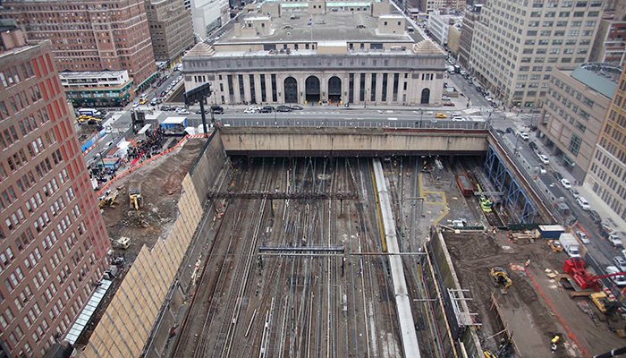 GOVERNORS CHRISTIE AND CUOMO CALL FOR PRIVATIZING PENN STATION