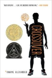 The_Crossover_book_cover