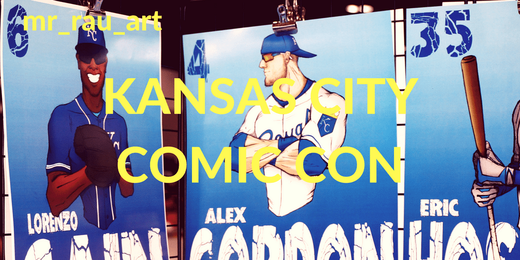 Kansas City Comic Con-Diverse Stories