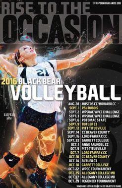 2016 Volleyball Schedule (1)