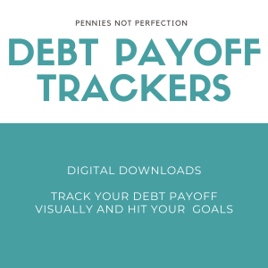 Debt Payoff Printables