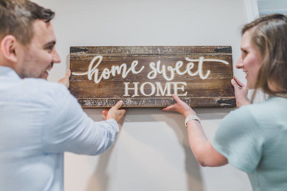 home sweet home buying house for new homeowners