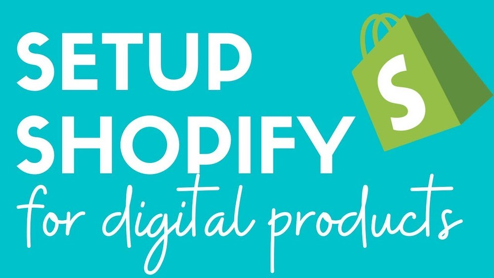 how to sell digital products on shopify
