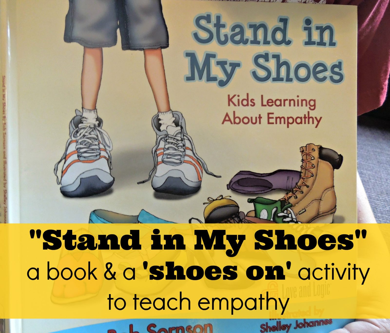 A Great Book To Teach Empathy Is Stand In My Shoes